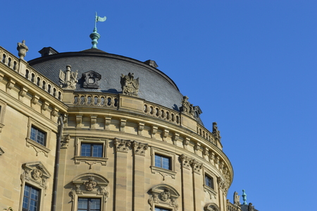 residenz: Residenz in Würzburg