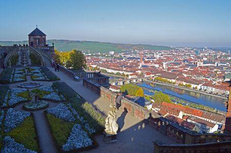 residenz: Würzburg in Germany