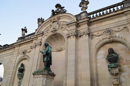 Nancy in France