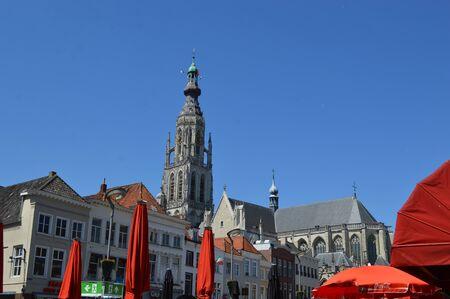 Breda in Netherlands