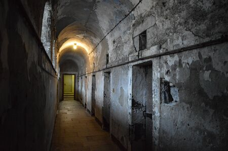 Kilmainham Gaol in Dublin, Ireland