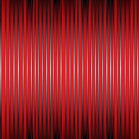 courtain: Striped red background
