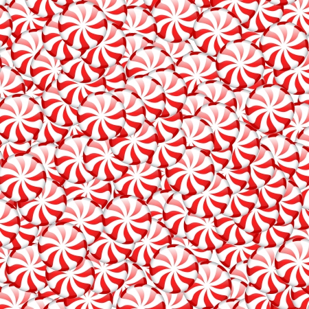 Peppermint candies, background Stock Photo