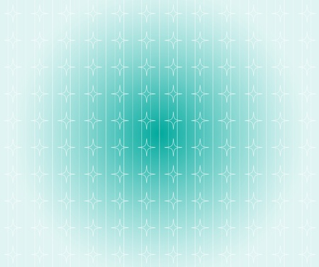 teal background: Seamless background with stars and lines