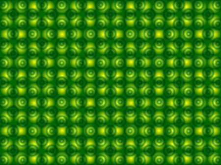 Abstract green background pattern