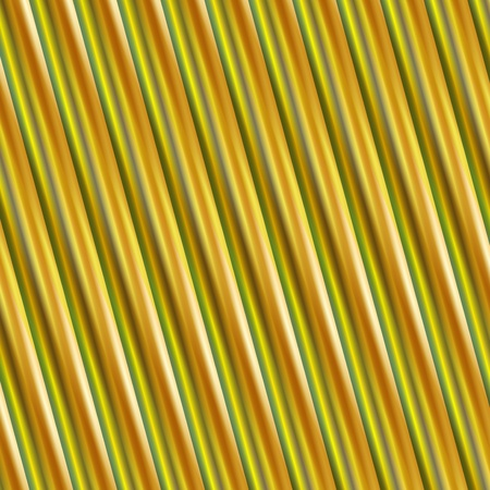 Striped background, yellow color, for wrap paper Illustration