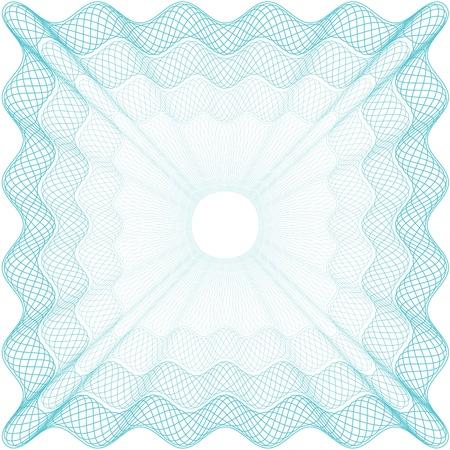 guilloche pattern: Guilloche frame