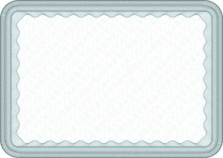 Frame, border, with round corners, size A4, thickness of the lines can be changed easily Vector