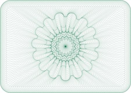 escarapelas: Ilustraci�n vectorial para el dinero, moneda o vale