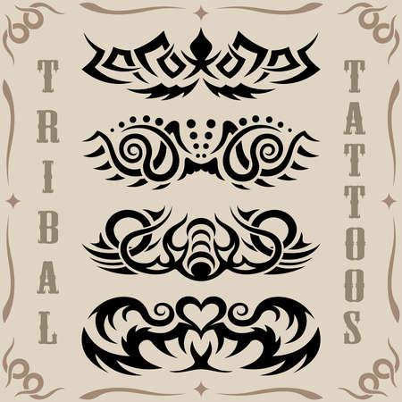 部族の入れ墨