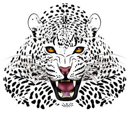 Luipaard, tattoo