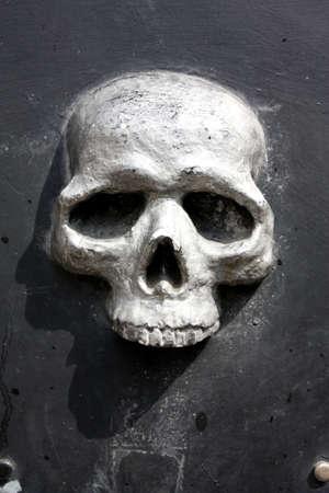 murder: skull