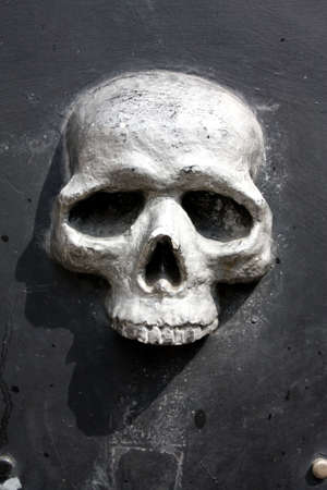 frightfulness: skull