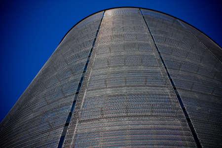 Futurist building Stock Photo - 6465220