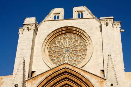 Cathedral of de Santa Maria, Tarragona,  Catalonia, Spain. photo