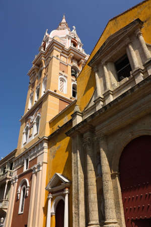 Cathedral Of Cartagena de Indias, Colombia photo