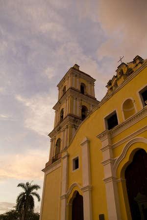 san juan: The colonial grand church