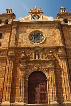 Santa Clara church in Cartagena de Indias. Colombia photo