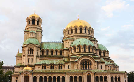 alexander: The St  Alexander Nevsky Cathedral, a Bulgarian Orthodox cathedral in Sofia, the capital of Bulgaria  Is one of the largest Eastern Orthodox cathedrals in the world, as well as one of Sofia