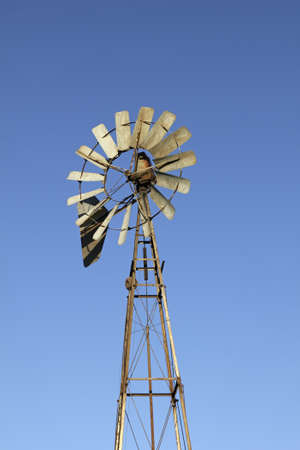 precursor: Countryside Wind mill, wind energy precursor