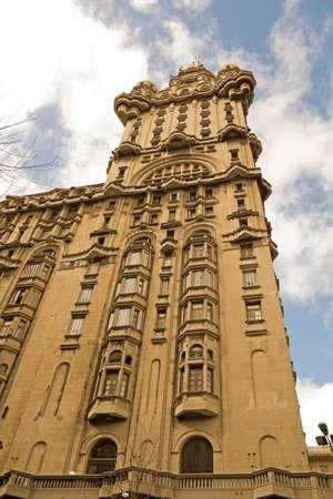 montevideo: The Palacio Salvo, Montevideo, Uruguay