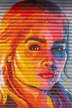 george: BARCELONA - NOV 16: Tribute to the actress Emilia Clarke on November 16, 2016 in Barcelona, Spain. The actress plays Daenerys Targaryen, aka Khaleesi, on the HBO Thrones Game TV series. Editorial
