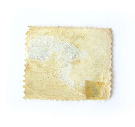 Italy postage stamp on white background Stock Photo - 3764169