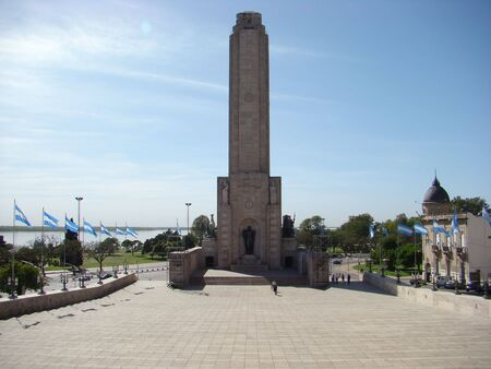 Monumento a la Bandera (Flag Memorial) in Rosario, Argentina