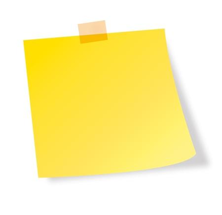 post scripts: note Illustration