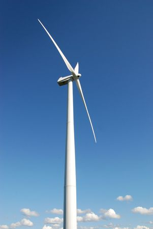 Wind turbine, Alternative green environmental power