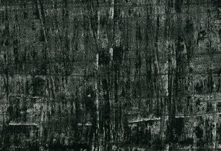 Abstaract black watercolor background photo