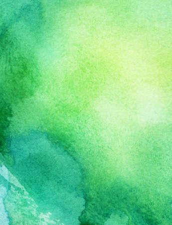 カラフルな水彩紙の背景には。