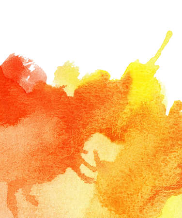 Abstaract colorful watercolor background. photo