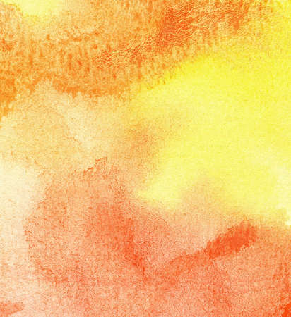 pictured: Abstaract colorful watercolor background. Stock Photo