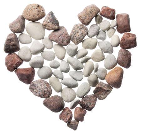 heart of stone: Stones background