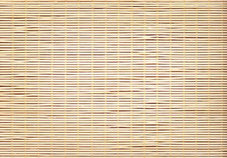 straw mat: Bamboo napkin roll backround