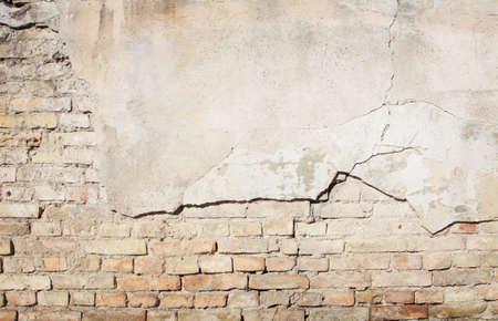 Brick grunge wall background  photo