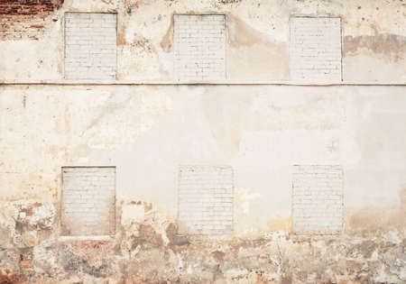 Brick grunge wall background  Stock Photo - 13507521