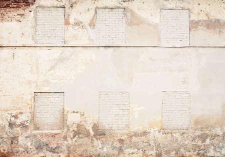 Brick grunge wall background Stock Photo - 13507521