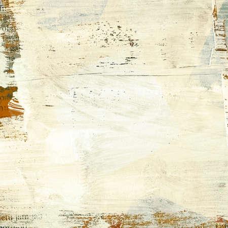 papel artesanal: Grunge pintado textura de papel con espacio para el texto