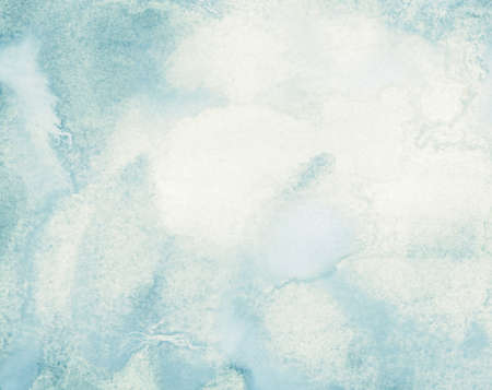 watercolour: Abstract watercolor background with space for text