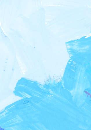 tempera: Abstract watercolor brush strokes texture