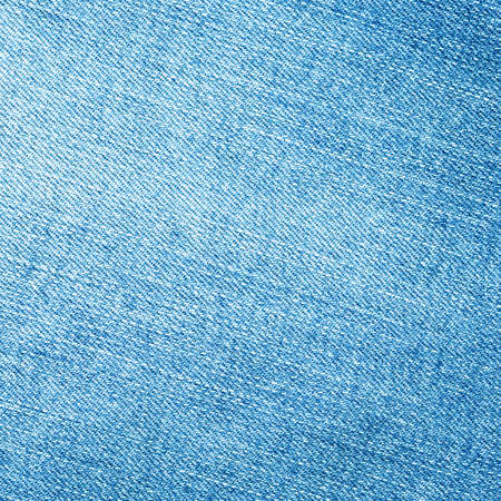 Blue jeans fabric texture photo
