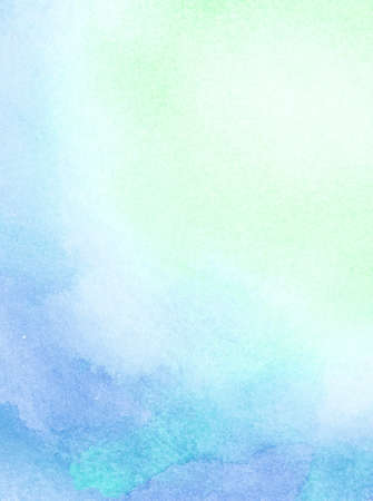 Abstract watercolor background photo