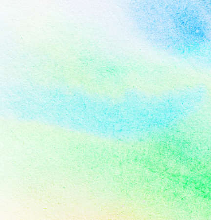degraded: Abstract colorful watercolor painted background