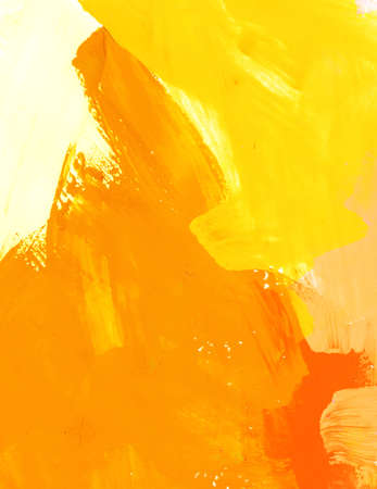 gouache: Abstract watercolor brush strokes beckground