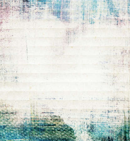 Abstract watercolor collage paper texture photo