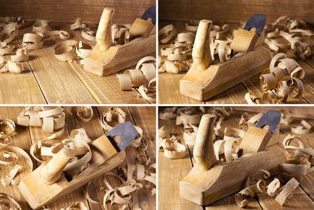 whittle: Set of Carpenter