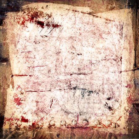 Grunge painted, cracked background Stock Photo - 18753025