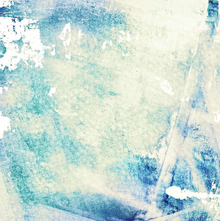 abstract grunge blue and yellow color background Stock Photo - 21449102